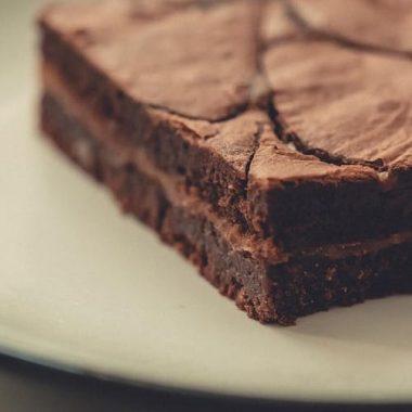 Extra Chocolate Brownies