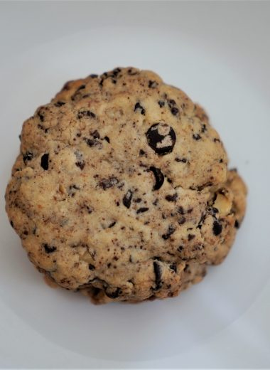 Thick chocolate chip cookie recipe