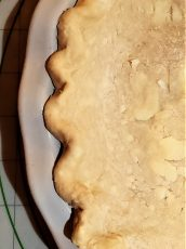 How do you: Roll Out Pie Crust | The Easiest Way with Parchment Paper