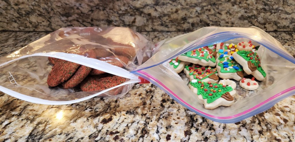 How to freeze cookies with royal icing