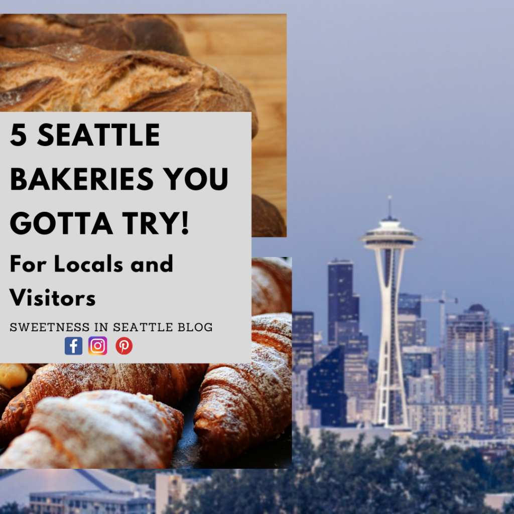 5 Seattle Bakeries you gotta try!