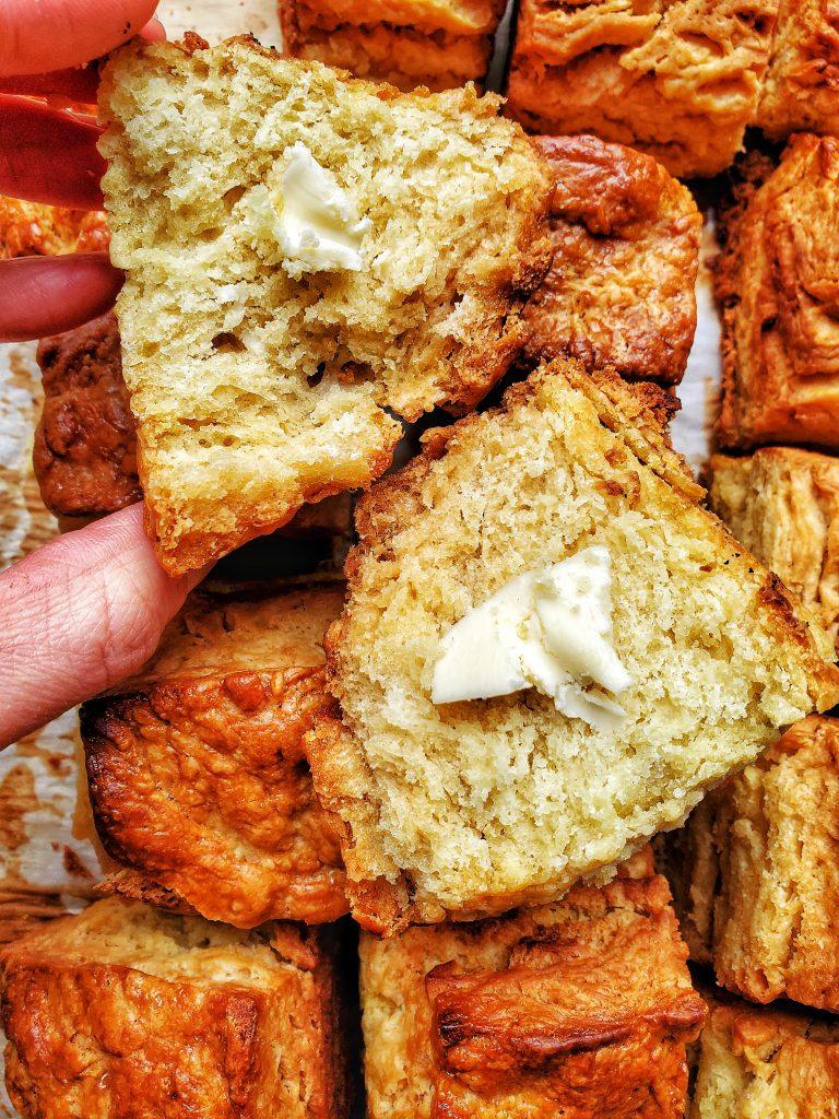 Classic buttermilk biscuit