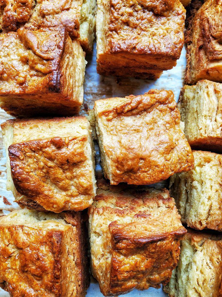 Classic buttermilk biscuit recipe